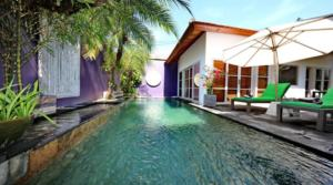 For Rent Bali Villa Camélia (2 bedrooms)