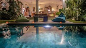 Location Bali Villa Loft (1 chambre)