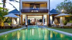Location Bali Villa Jajin Tiga (3 chambres)