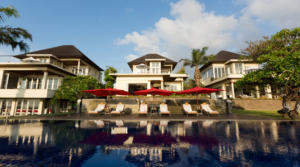 Location Bali Villa Kediaman (9 chambres)