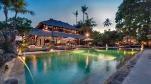 Location Bali Villa Jimmy (9 chambres)