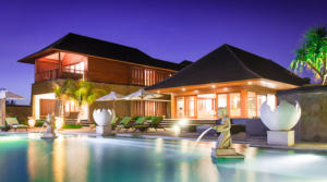Location Bali Villa Giana Dua (6 chambres)