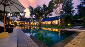 Location Bali Villa Sandy (6 chambres)
