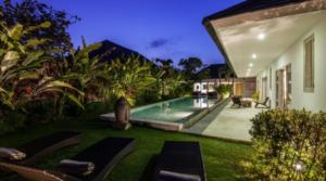 Location Bali Villa Krisna (3 bedrooms)