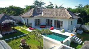 Location Bali Villa India (2 chambres)