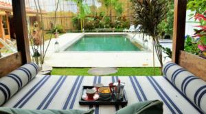 Location Bali Villas Kim Lovina (6 bedrooms)
