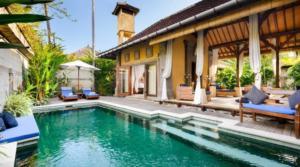 Location Bali Villa Kosy (4 chambres)