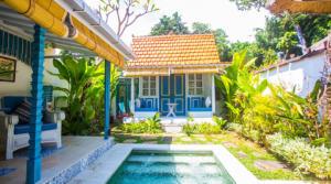 Location Villa Halia Lovina (1 chambre)