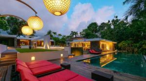 Location Bali – Villa Utamy (8 chambres)