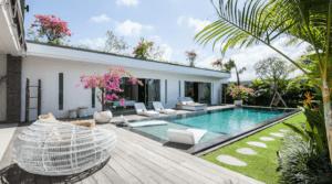 Location Bali Villa Elisa ( 4 chambres)