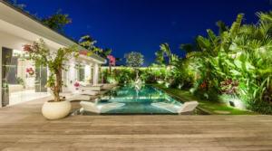 Location Bali Villa Hanna (4 chambres)