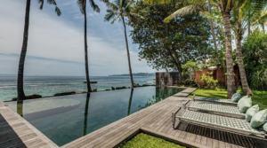 Location Bali Villa Maylis Candidasa (5 bedrooms)