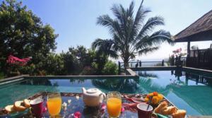 250 000 Euros – Villa 3 bedrooms, à 15min du centre de Lovina (Ref : SEAVIEW)