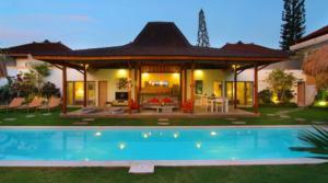 Location Bali Villa Thierry (4 chambres)