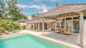 Location Bali Villa Avy Dua Gili Meno (2 chambres)