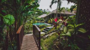 600 000 Euros – Complexe de bungalows + villa privée à Pererenan (Réf: PERLIE2)