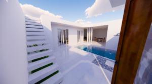 91 200 Euros – 1 bedroom villa in Tumbak Bayu (Ref: Tumbak 1)