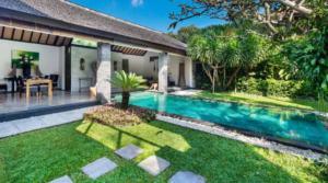 Location Bali Villa Hijau (2 chambres)