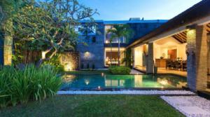Location Bali Villa Biru (4 chambres)