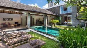 Location Bali Villa Oranye (3 chambres)