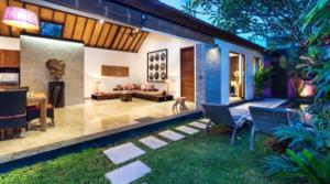 Location Bali Villa Ungu (1 chambre)